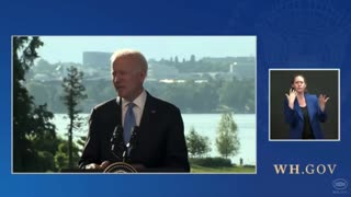 Biden - We Yield Our Rights to the Government