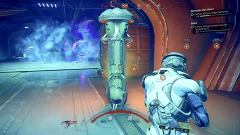 Biotic Combat in Andromeda