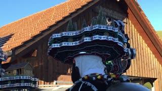 Silvesterchlausen - Celebrating New Year in the Canton of AppenzellAusserrhoden Switzerland