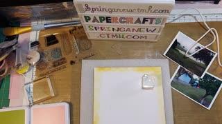 Creative Journaling Challenge #18