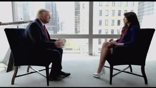 Trump interview with Chanel Rion FULL