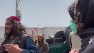 Taliban BEATS Crowd with Whips