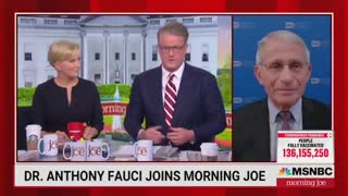 Dr. Fauci Gives INSANE Answer Defending China on Possible Lab Leak