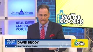 """The Last Sip: """"Psaki SOT"""" Feat. our very own David Brody"""