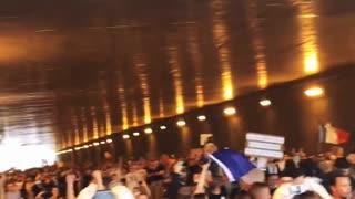 Reims, France: Massive Vaccine Passport Protest 7-31-21