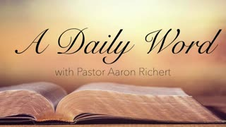 A Daily Word - November 9