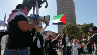Masses protest in Cape Town against brutal Israeli crackdown on Palestinians