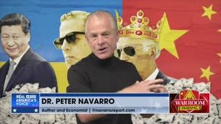 Navarro Destroys Hunter Biden: 'White Privilege Democrat Royalty'