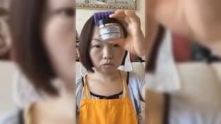 top asian viral video makeup transformation 2