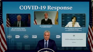 COVID-19 Response Team and Public Health Officials