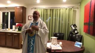 The Protest Priest   Fr. Imbarrato Live- 1/5/2021