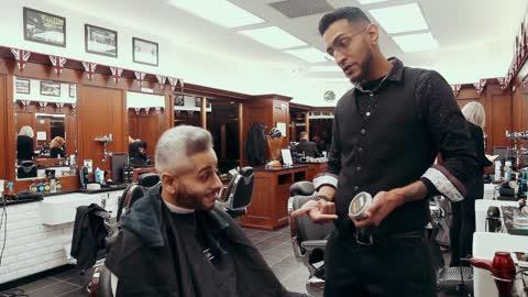Barber Manhattan