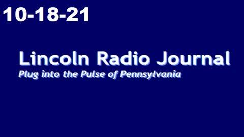 Lincoln Radio Journal 10-18-21
