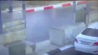 Israeli military foiled a terrorist attack north of Nablus