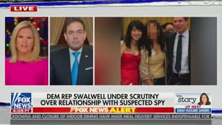 Swalwell Warned, Trump Targeted