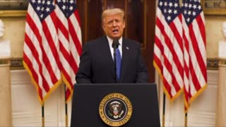 President Trump Farewell