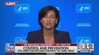 Walensky Walks Back Federal Vaccine Mandate Speculation, Says She Meant 'Private' Mandates