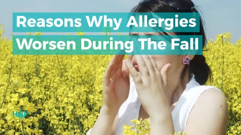 Reasons Why Allergies Worsen During The Fall