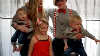 5 babies