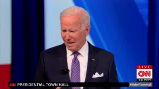 Biden Says He Guesses He Should Visit Border
