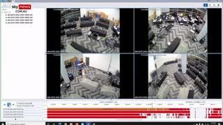 CCTV video evidence of Atlanta election fraud