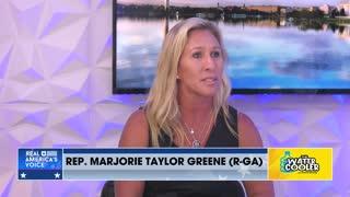 "Rep. Marjorie Taylor Greene on Nancy Pelosi: ""She basically has no soul"""