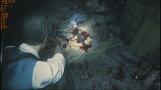 Resident Evil 2 Pt8 Try again