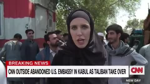 CNN: They shout 'Death to America' but seem friendly