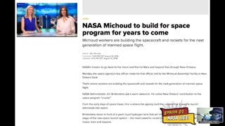 Michoud - Where NASA realities are staged.