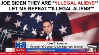 Joe Biden They Are ILLEGAL ALIENS...Let Me Repeat...Illegal Aliens!