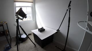 Large format photography