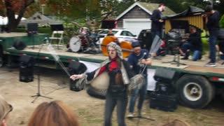 Poi Dance at East Hampton Fall Festival