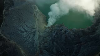 Beautiful image of a volcano