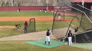 Lambert Baseball Practice 01-31-21