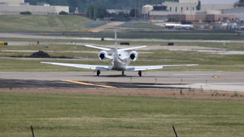 Cessna Citation Excel/XLS C56X operating as Jet Linx