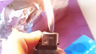 Lighter Fire in Super Slow Motion!!