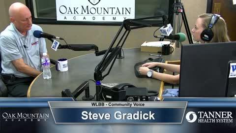 Community Voice 9/7/21 - Steve Gradick with Guest Host Sara Claudia Cain