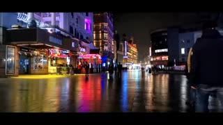 City Night Videos with Music