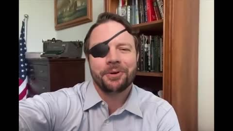 Dan Crenshaw Provides an Update on His Eye After Surgery
