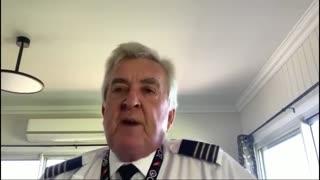 Cpt. Graham Hood, Aussie Qantas Pilot 53yrs Speaks Out!