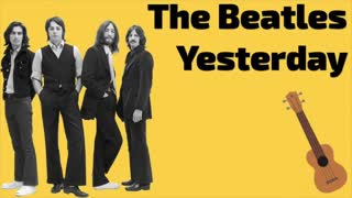 Yesterday - a Beatles Acoustic Cover