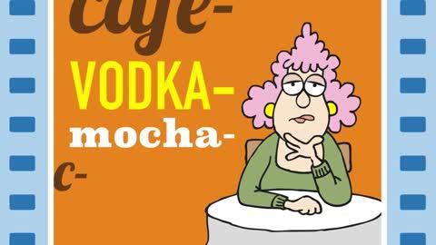 Aunty Acid's Coffee Funnies