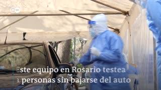 Video: Argentina, cerca del Top 5 en casos totales de Covid