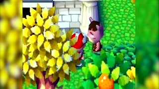 ANIMAL CROSSING VILLAGERS ARE SO RUDE!
