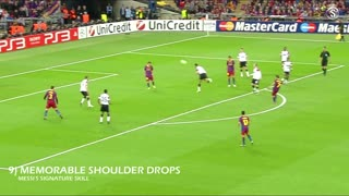 Ridiculous Messi Skills - With Commentaries