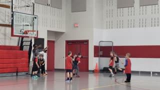 Beckett basketball at Worthington Christian January 9th