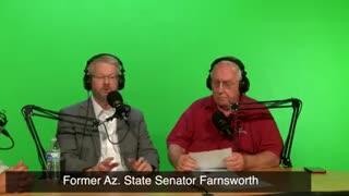 Arizona Update from Former State Senator Farnsworth Jan 20 - Part 1