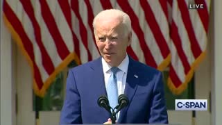 """Biden says using the Second Amendment to defend gun ownership is a """"phony argument"""" Biden is a liar!"""