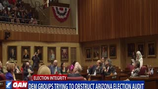 Democrat groups trying to obstruct Ariz. election audit