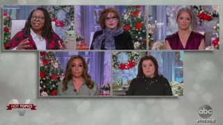 """""""The View"""" Actually Argues That the White House Shouldn't Get the Vaccine"""